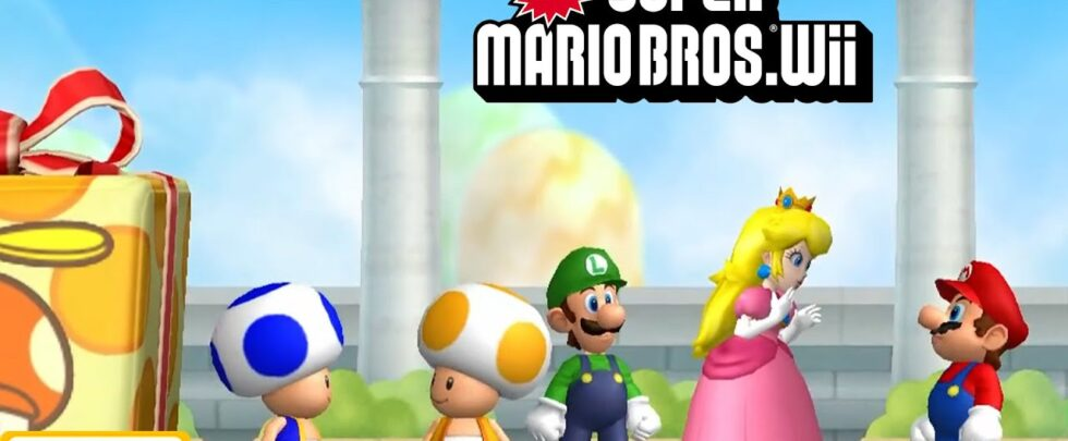 Best Super Mario games on wii