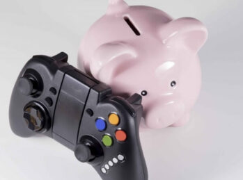 Video gaming services marketplace buy sell